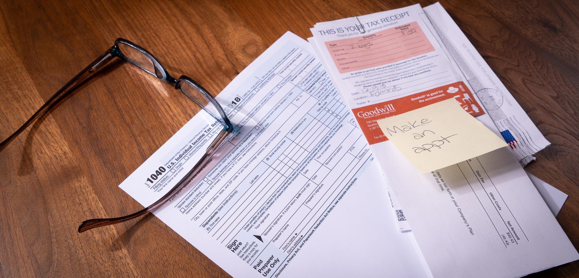 Tax Tips in Edmonds