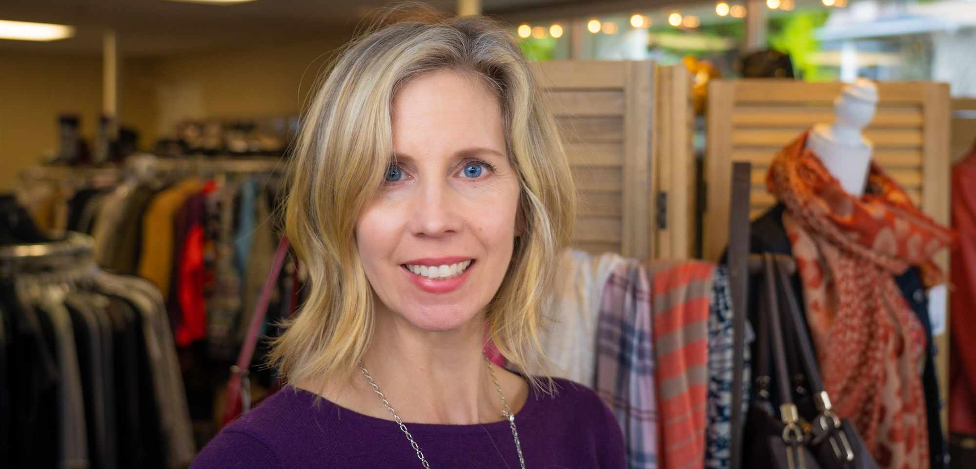 Pear Tree Consignment in Downtown Edmonds