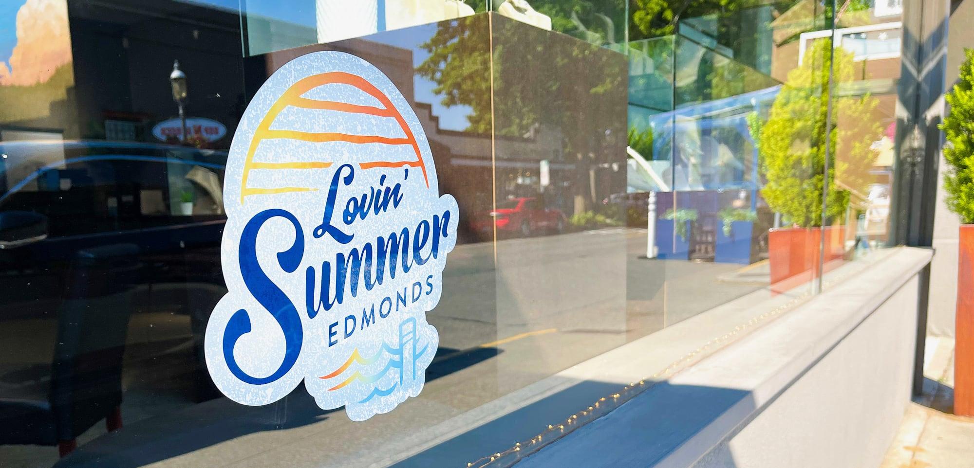 Lovin' Summer Edmonds