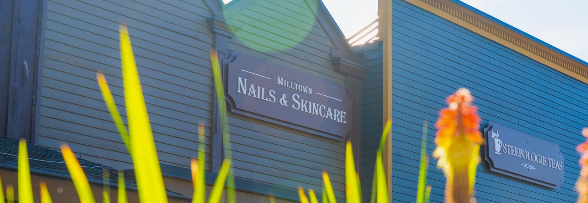 Milltown Nails in Downtown Edmonds