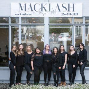 Macklash in Downtown Edmonds